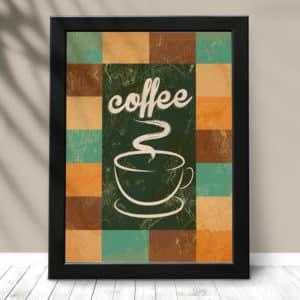 Quadro Decorativo Café