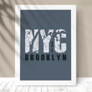 Quadro Brooklyn
