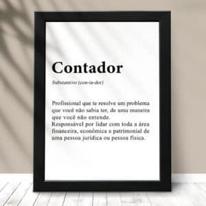 Quadro Contador