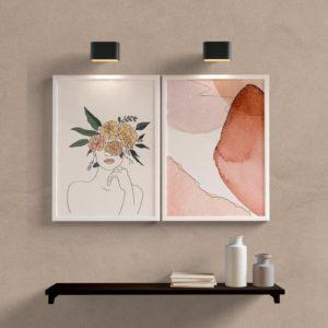 kit-quadros-minimalista-mulher