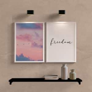Kit Quadro Freedom