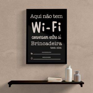 Quadro Wi-fi